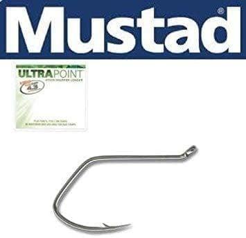 Mustad Catfish Ultrapoint 10/0 Единична кука