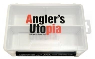 Apia Lure Box Deep Кутия за изкуствени примамки бяла