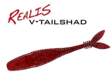 DUO Realis V-Tail Shad 4 Силиконова примамка