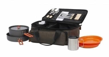 ProLogic Logicook Cooking Kit 2 Man Комплект за къмпинг