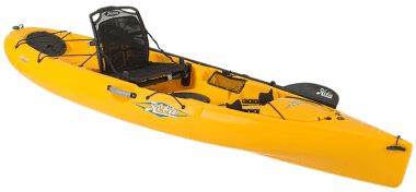Hobie Quest 11 Deluxe Package Каяк с гребла