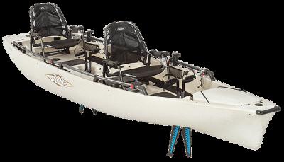 Hobie Mirage Pro Angler 17T Риболовен каяк
