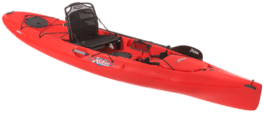 Hobie Quest 13 Deluxe Package Каяк с гребла