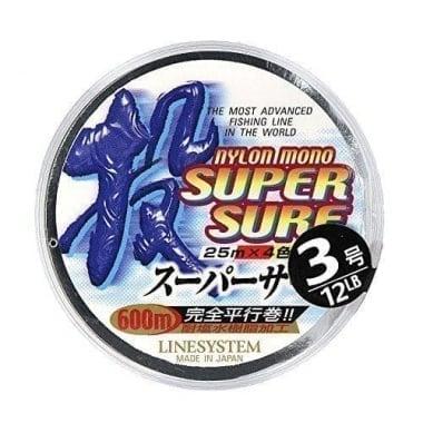 Linesystem SUPER SURFF NAGE NYLON Монофилно влакно