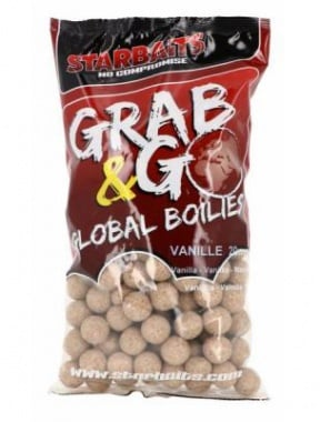 Starbaits G&G GLOBAL 1KG Протеинови топчета