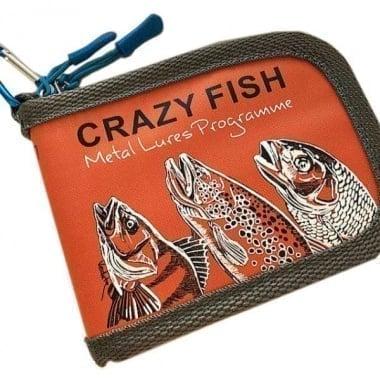 Crazy Fish Класьор за блесни малък
