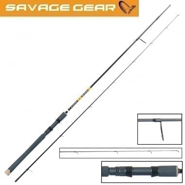Savage Gear  MPP - MULTI-PURPOSE PREDATOR 2 Спининг въдица