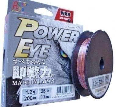Power Eye WX8 Daygame 200m  Плетено влакно