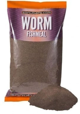 Sonubaits Sonu Worm Fishmeal Groundbait Захранка