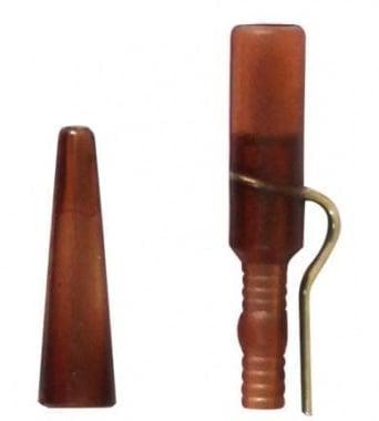 Filstar Lead Clip Inox + Tail Rubber Клипс за олово