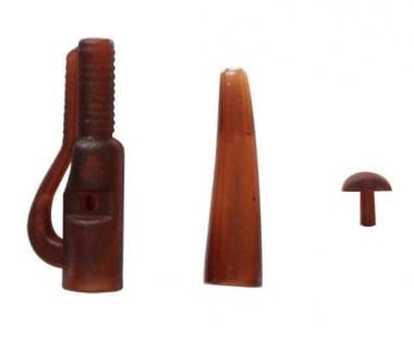 Filstar Lead Clip With Lock + Tail Rubber Клипс за олово