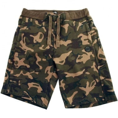 Fox Chunk Camo Edition Jogger къси панталони