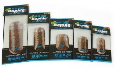Fox Edges Rapide Refills fast melt PVA Пликове