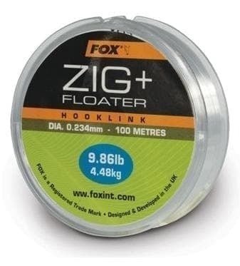 Fox Zig Floater Line Влакно повод