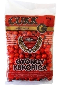 CUKK Pearl Corn Red Захранка