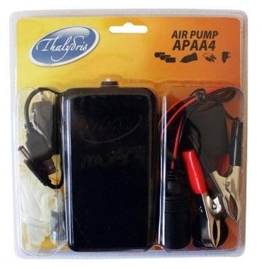 Plastilys APAA4 Помпа за въздух с 4 вида захранване