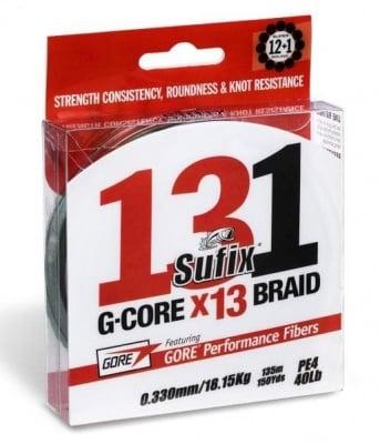 Sufix 131 Braid Плетено влакно 12 + 1 нишки