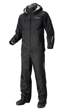 Shimano DRYSHIELD Basic Suit Black Комплект за риболов