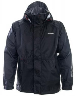 Shimano DRYSHIELD Basic Jacket Black Яке