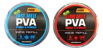 Fox PVA Edges refills Мрежа