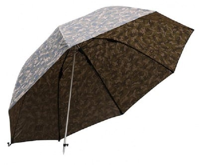 "Fox 60"" Fox Camo brolly Чадър"