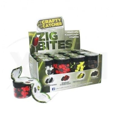 Crafty Catcher Zig Bites Mixed Pack With Display Box Топчета