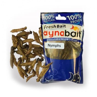 Dynabait Fresh Nymphs Естествена примамка - бабалюга