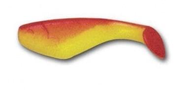 Action Plastics Shad Minnow 2 colours 455 Сил. Рибка AP Shad Minnow - 5cm 2col. - 2SM-2 - 455