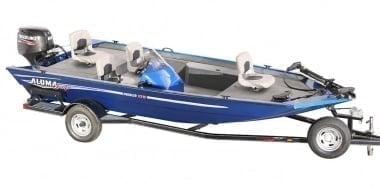 Alumacraft Bass 175 Prowler Лодка