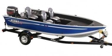 Alumacraft Classic 165 Лодка