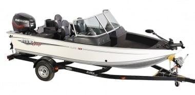 Alumacraft Classic 165 Sport Лодка