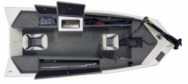 Alumacraft Crappie Deluxe Лодка2