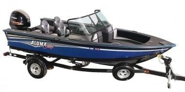 Alumacraft Edge 175 Sport Лодка