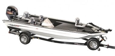 Alumacraft Pro 185 Лодка