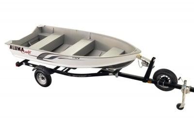Alumacraft T12V Лодка