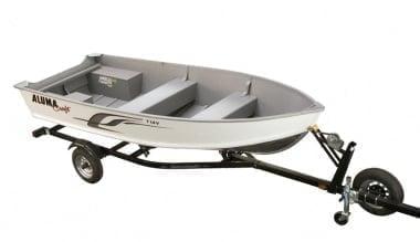 Alumacraft T14V Лодка