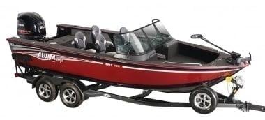 Alumacraft Trophy 205 Лодка