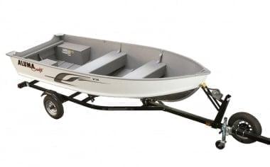 Alumacraft V14 Лодка