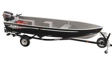 Alumacraft V16 Лодка
