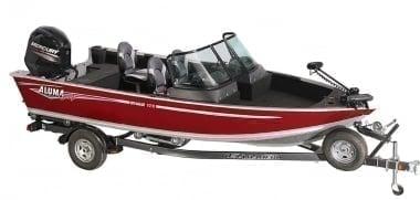 Alumacraft Voyageur 175 Sport Лодка