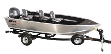 Alumacraft Yukon 180 Лодка