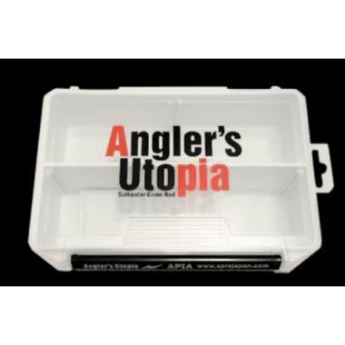 Apia Lure Box Deep Кутия за изкуствени примамки White