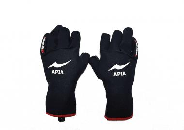 Apia Titanium Gloves Ръкавици L Black