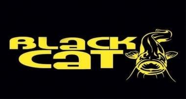 Black Cat Стикер лепенка
