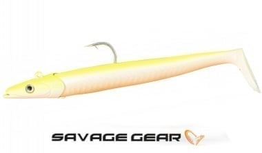 Savage Gear Sandeel 16cm 42g Силиконова примамка