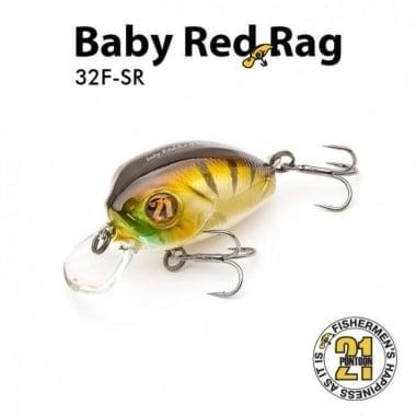 Baby Red Rag Pontoon 21 32F-SR Воблер