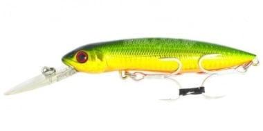 BassDream DEEP POWER MINNOW 120F Воблер