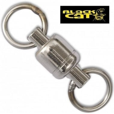 Black Cat X-Strong Ball Bearing Swivel Вирбел