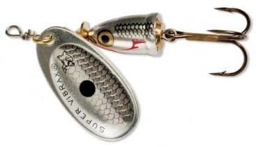 Blue Fox Vibrax Shad BFSD2 Блесна