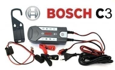 BOSCH C-3 Универсално зарядно устройство